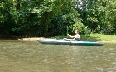 kayak floats missouri