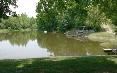 fishing lake cherokee landing